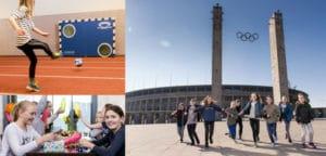 Bild Kindergeburtstag im Olympiastadion Berlin