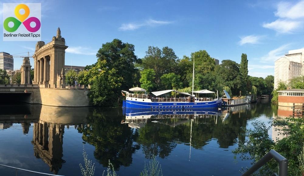 Schiffsrestaurant Capitain Schillow am Landwehrkanal