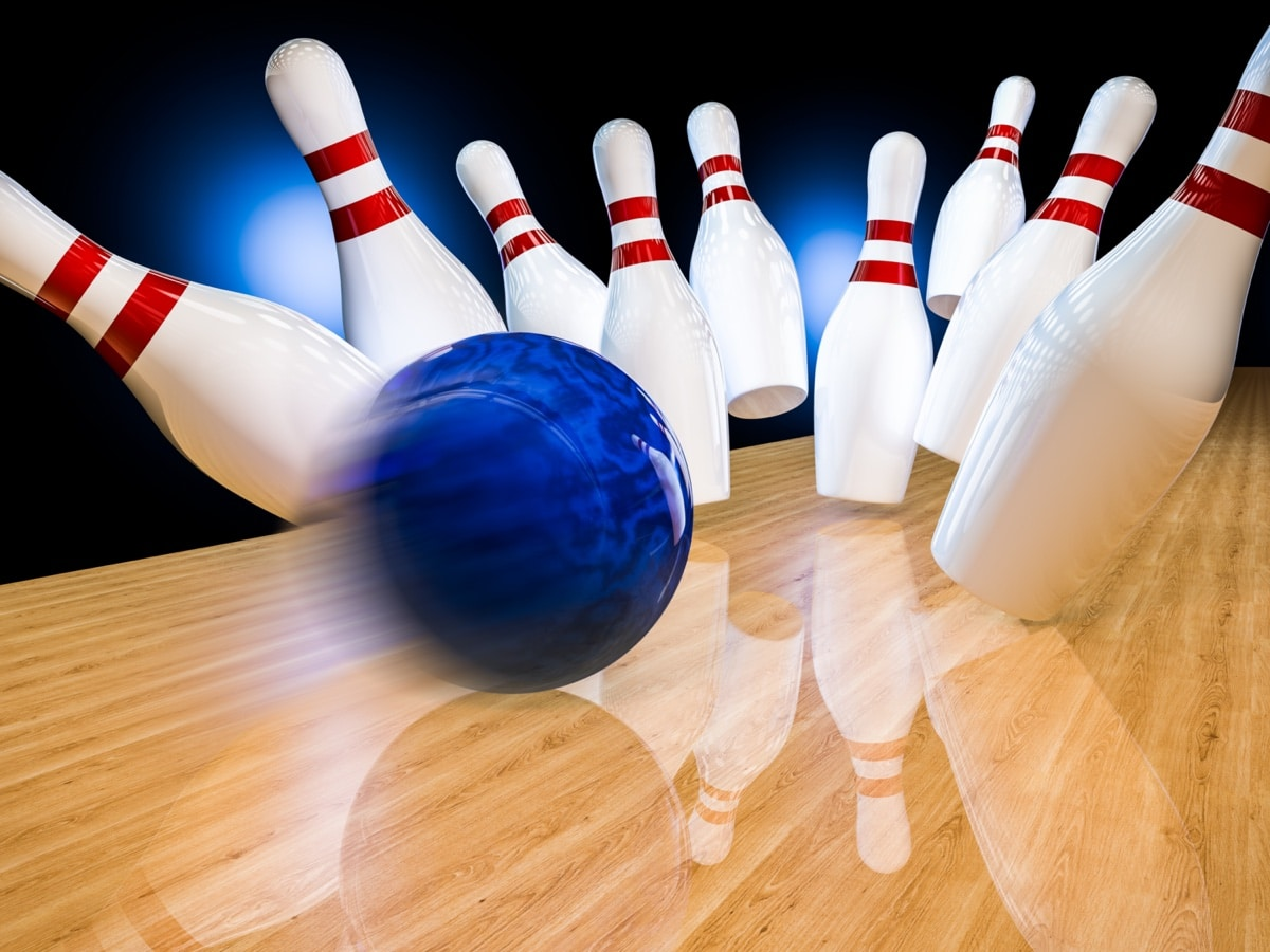 Bowlingbahn Bowlero Bowling im Friedrichshain