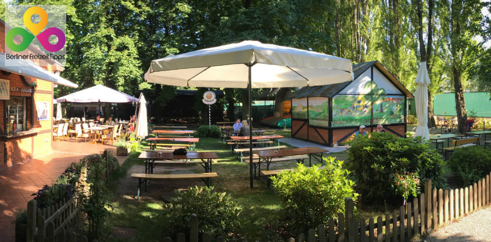 die besten Biergärten in Berlin