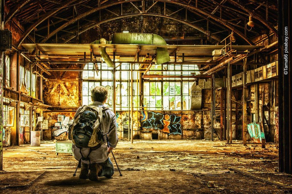 Bild Lost Places in Berlin und Umland