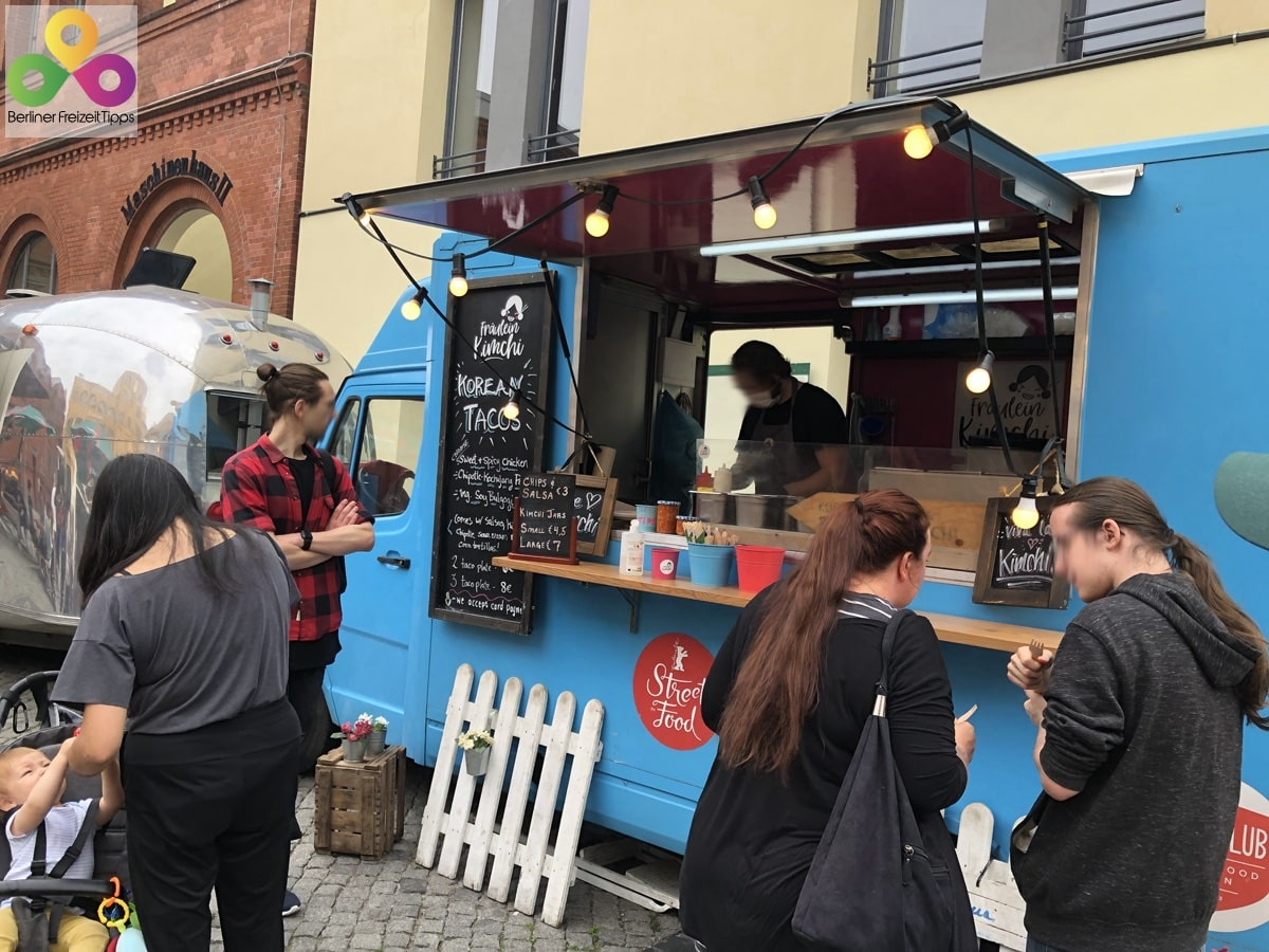 Bild Street Food Berlin