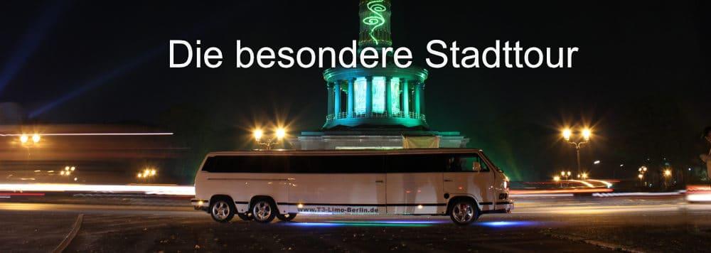 Bild T3 Strechlimousine in Berlin mieten