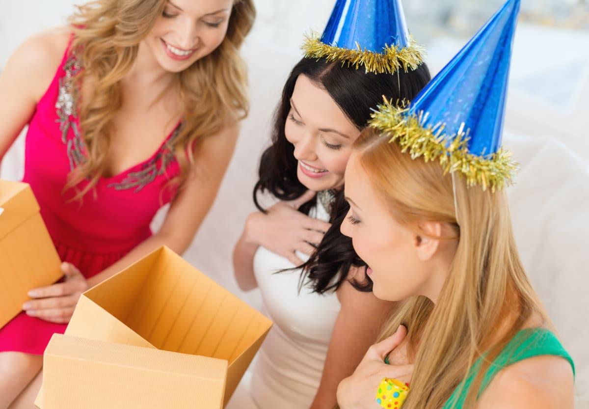 Teenager Geburtstag feiern