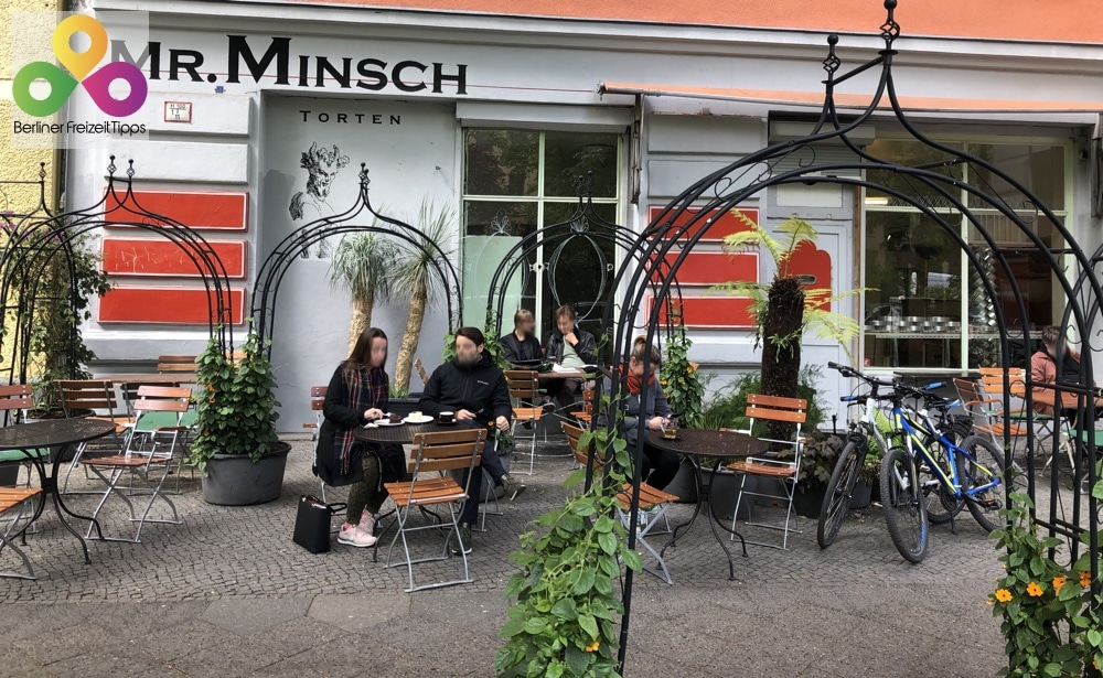 Kuchen und Tortenmanufaktur Café Mr. Minsch TortenKreuzberg