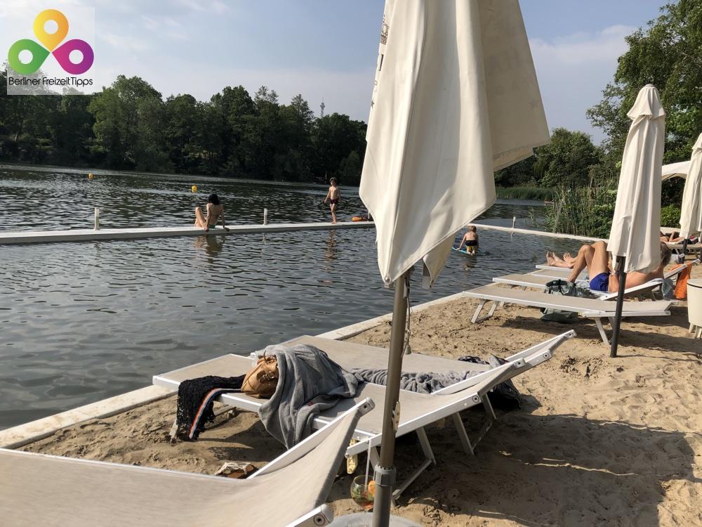 Bild Strandbad-Kudamm-Beach-Halensee