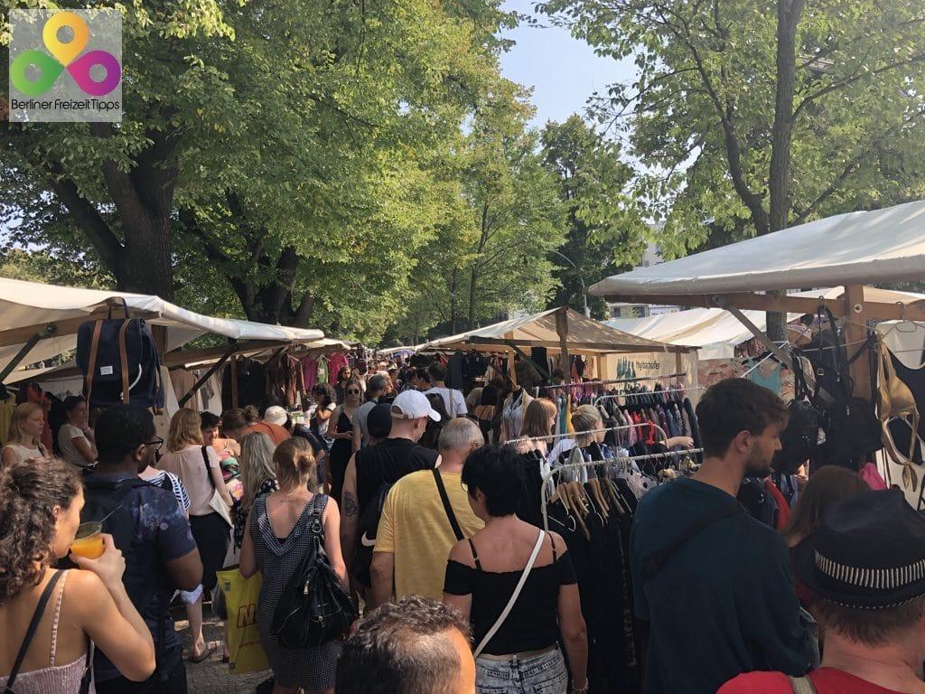 Bild Trödelmarkt Nowkoelln Flowmarkt Maybachufer