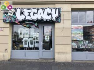 Graffiti Shop Legacy Kreuzberg Schöneberg