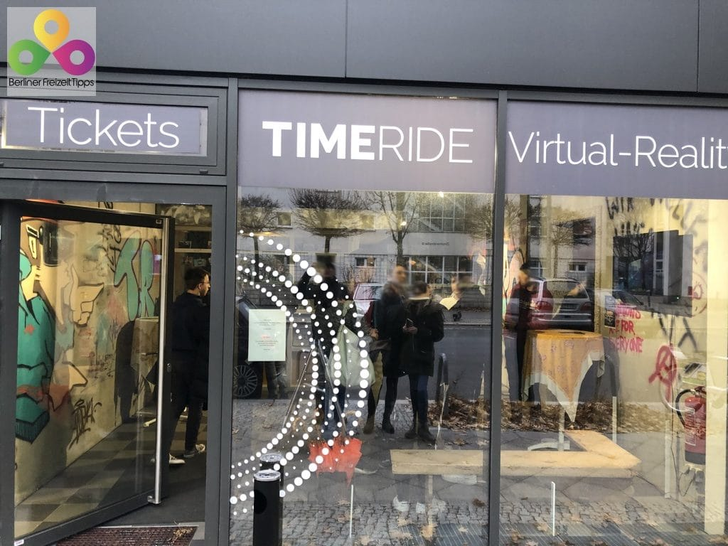 TimeRide VR in Berlin