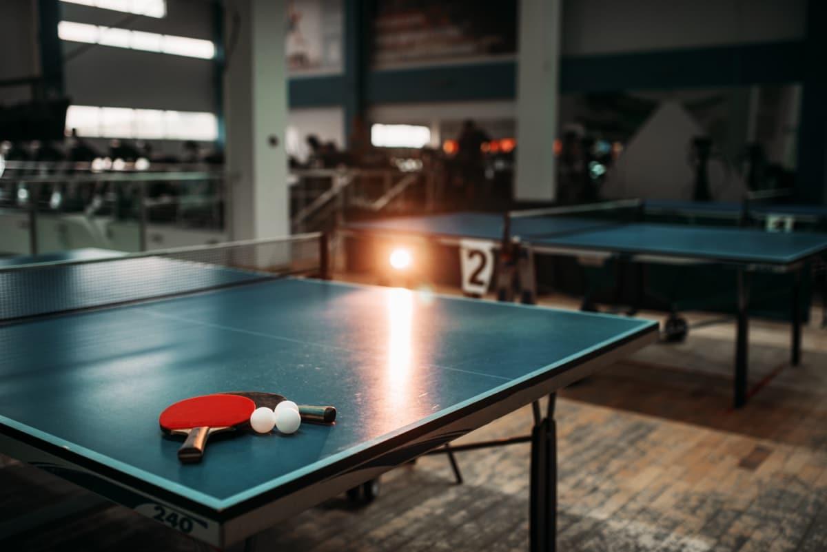 Tischtennisspieler