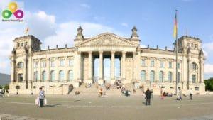 Bild Reichstag Berlin Mitte