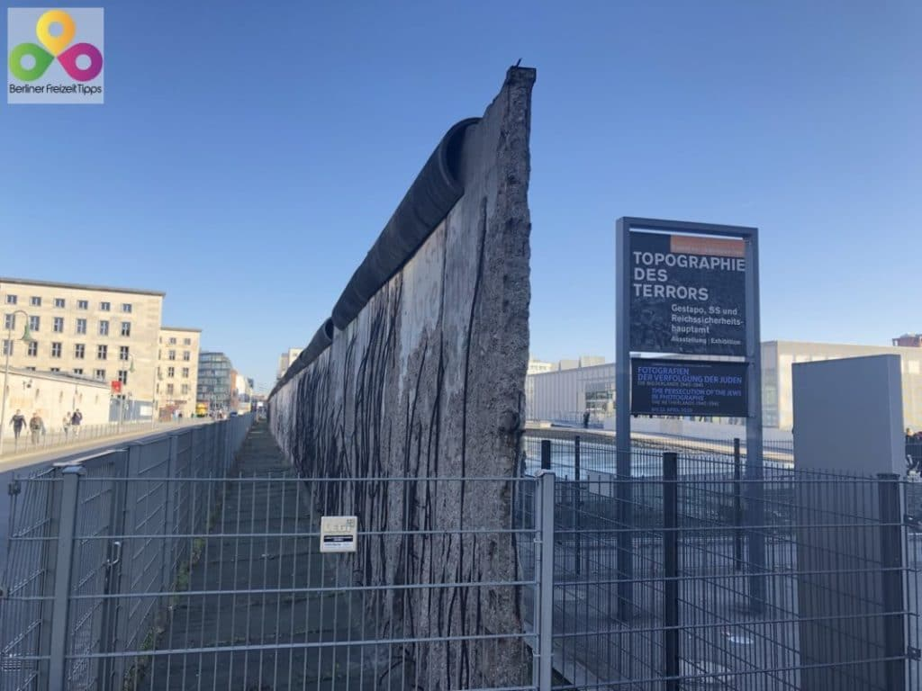 Bild Topographie des Terrors Berlin