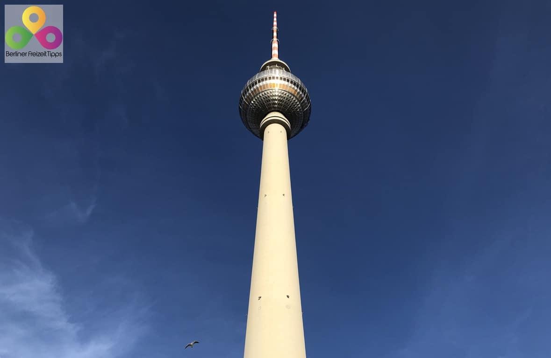 Bild Fernsehturm Berlin Mitte