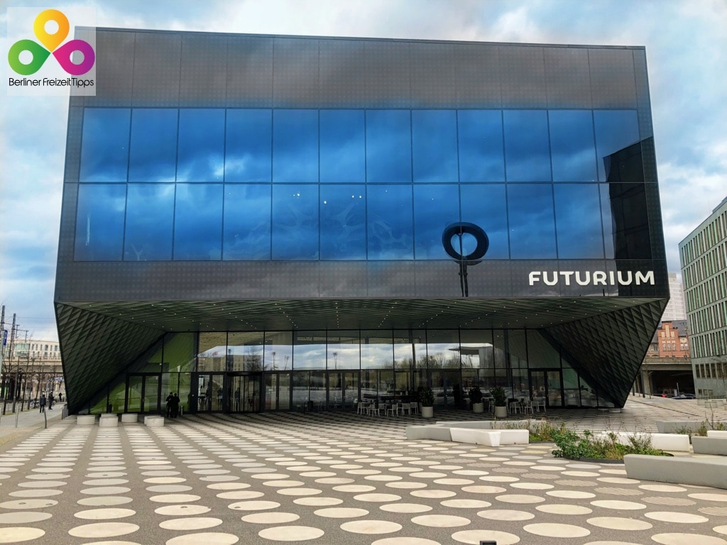 Futurium Eingang
