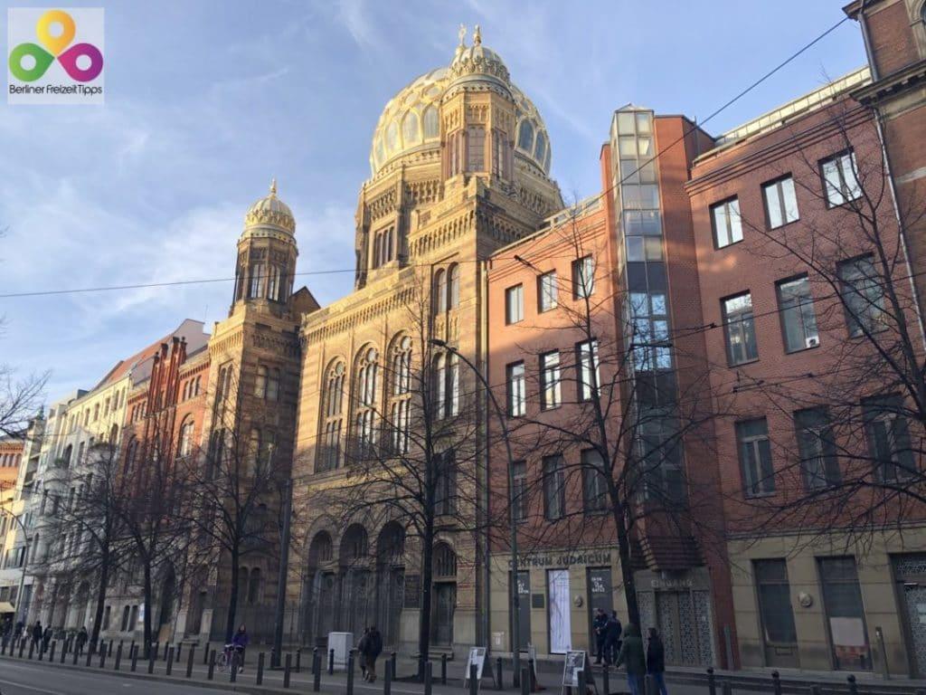 Bild Synagoge Berlin Mitte