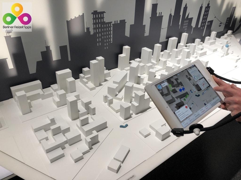 Bild Futurium smarte Stadt