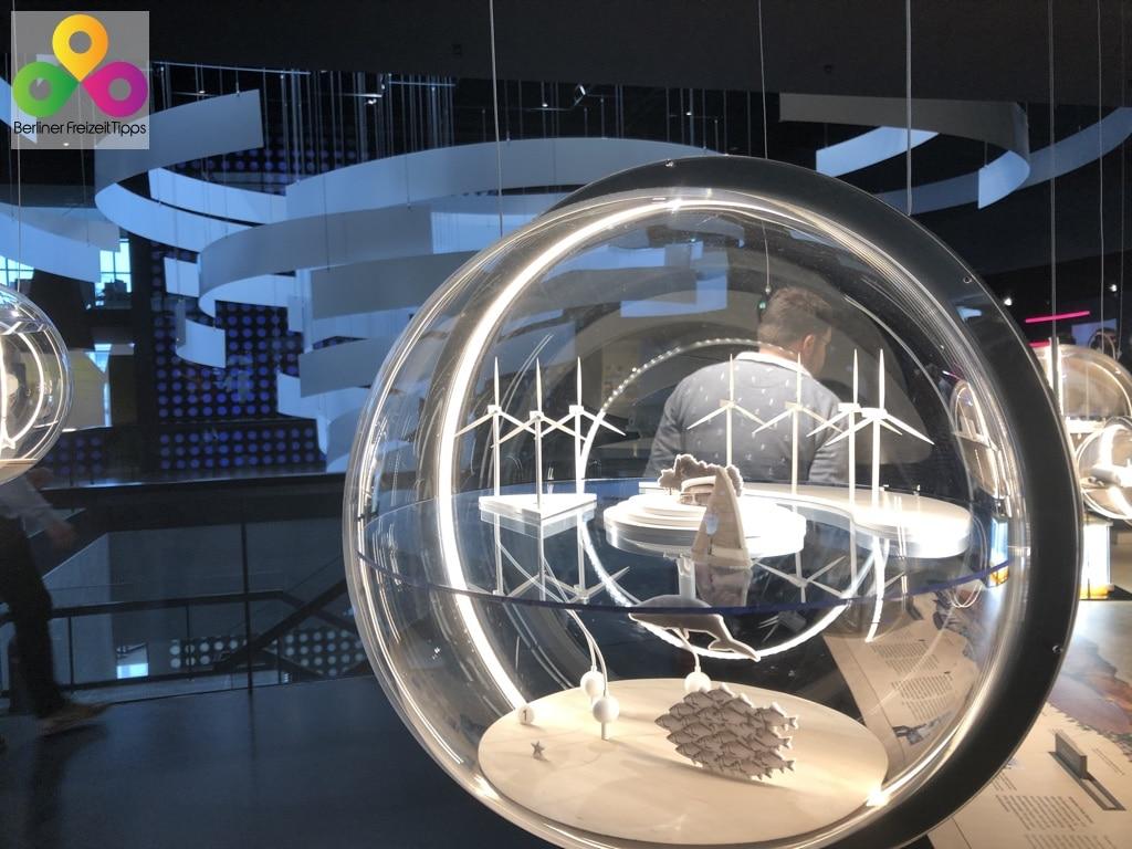 Bild Futurium Museum erneuerbare Energie