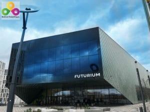 Bild Futurium Berlin Hauptbahnhof in Mitte