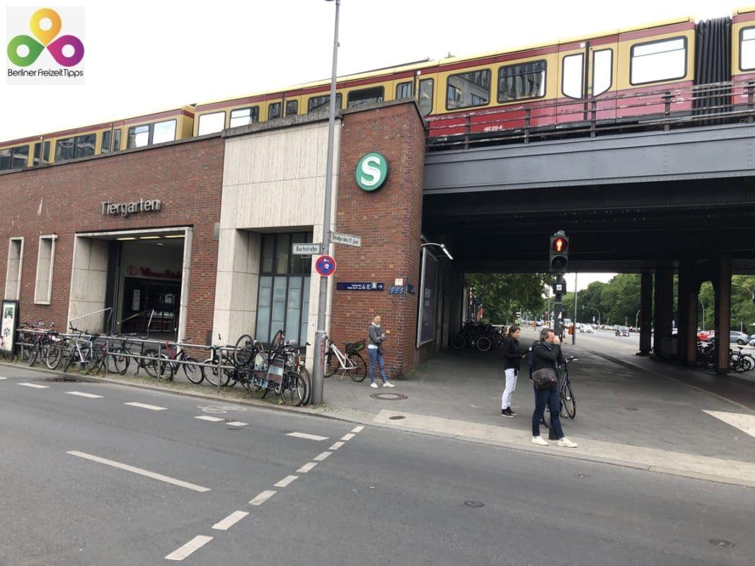 Bild S-Bahnhof Tiergarten