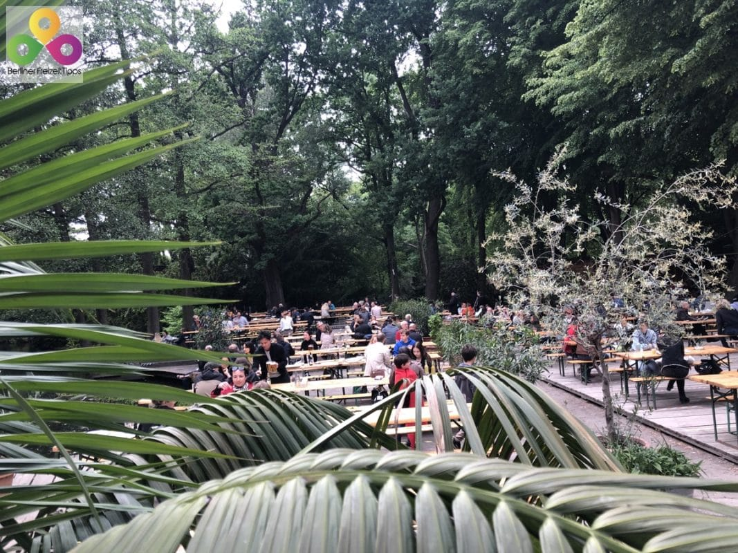 Bild Cafe am Neuen See Tiergarten