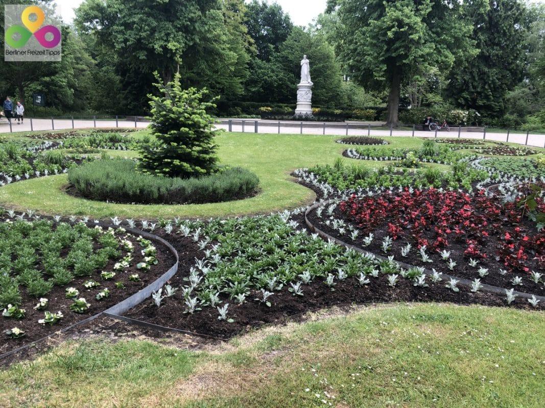Luisaeninsel im Tiergarten