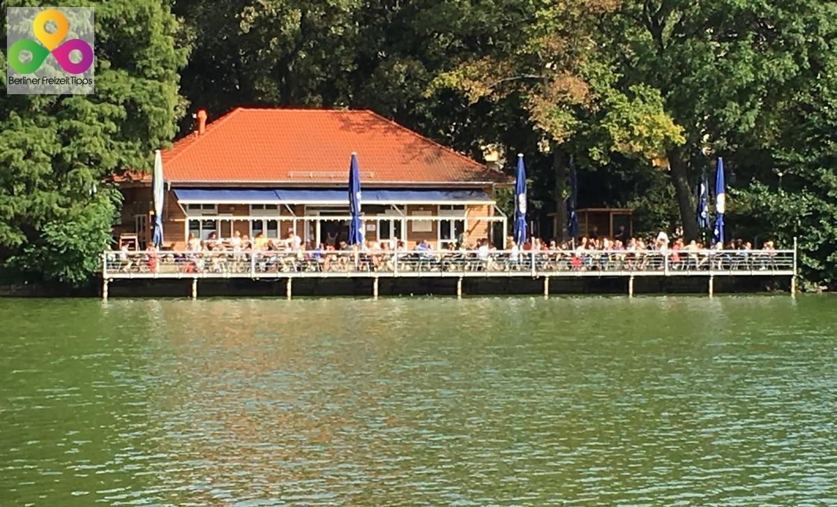 Bild Cafe Biergarten am Lietzensee Charlottenburg