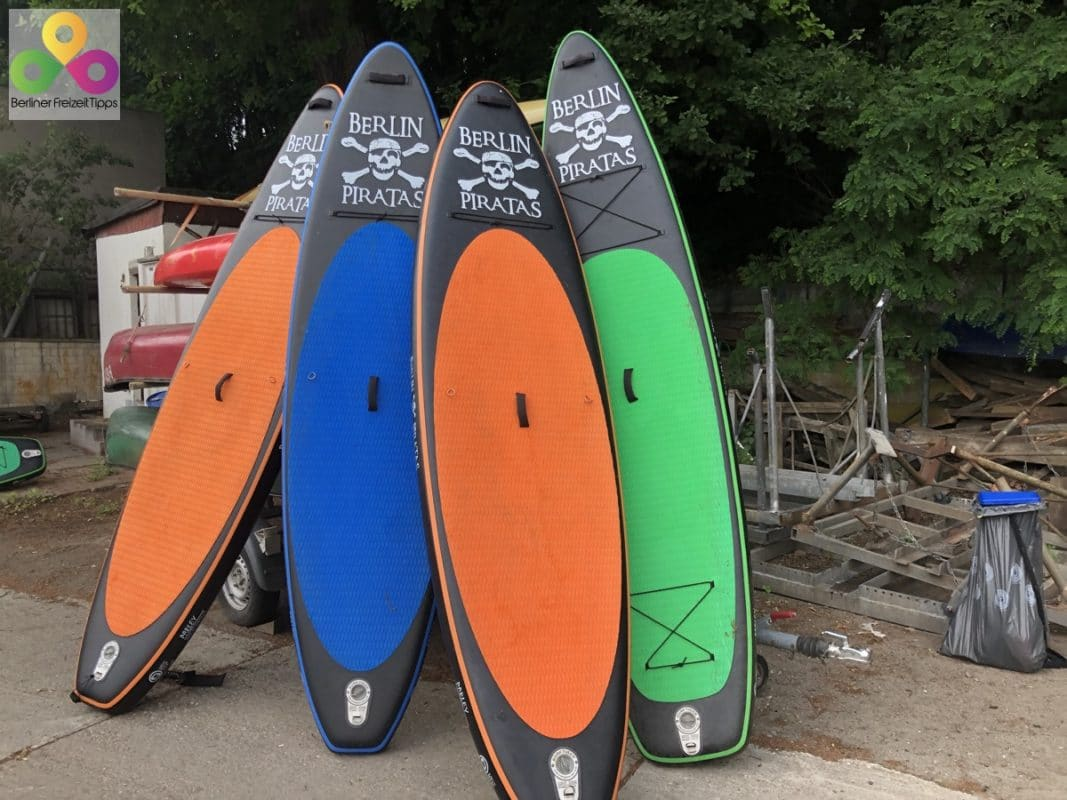 Bild SUP Boards