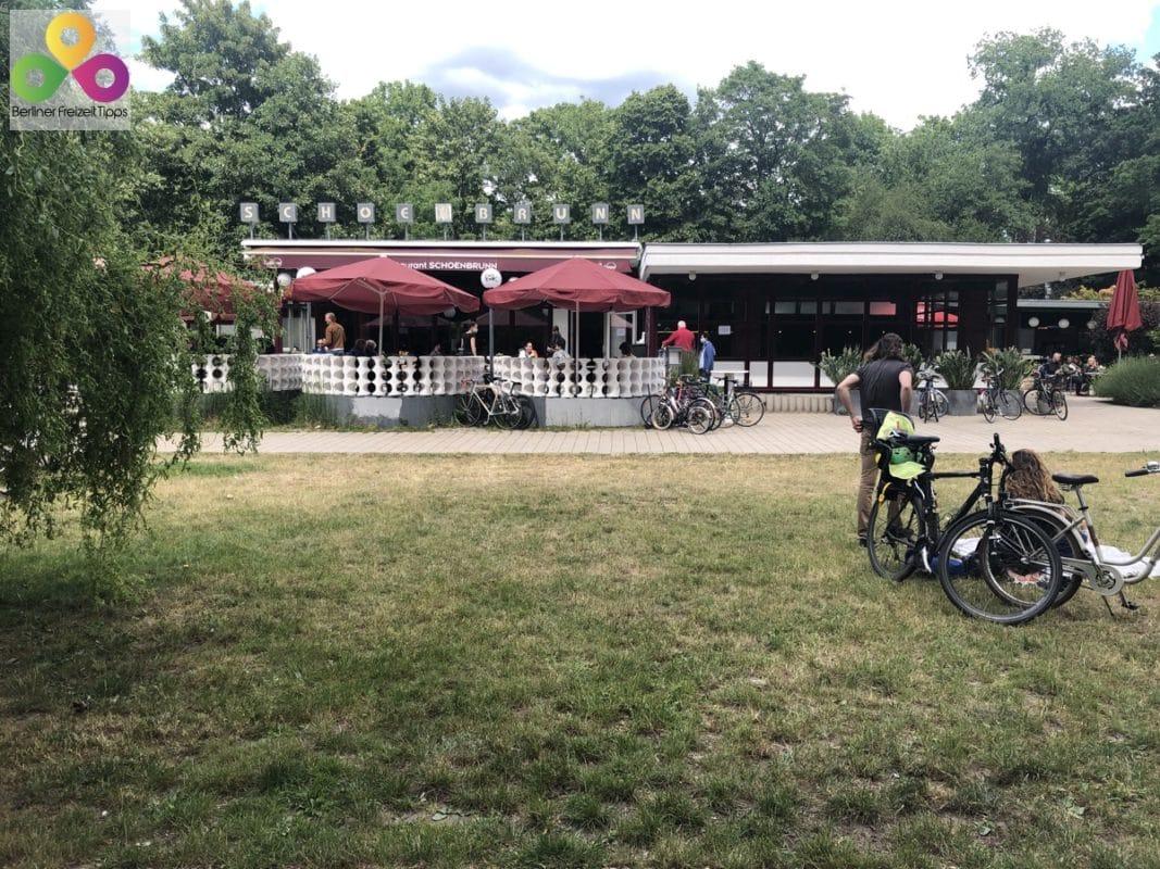 Bild Cafe Schönbrunn