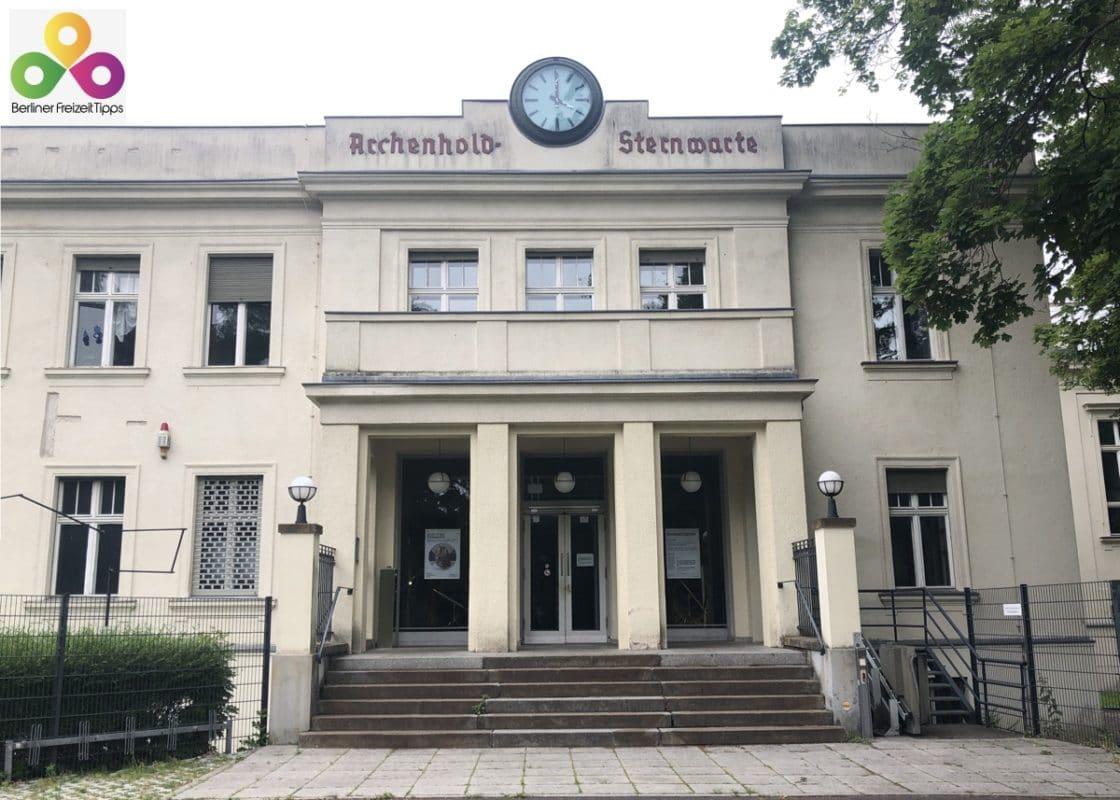 Archenhold Sternwarte in Treptow
