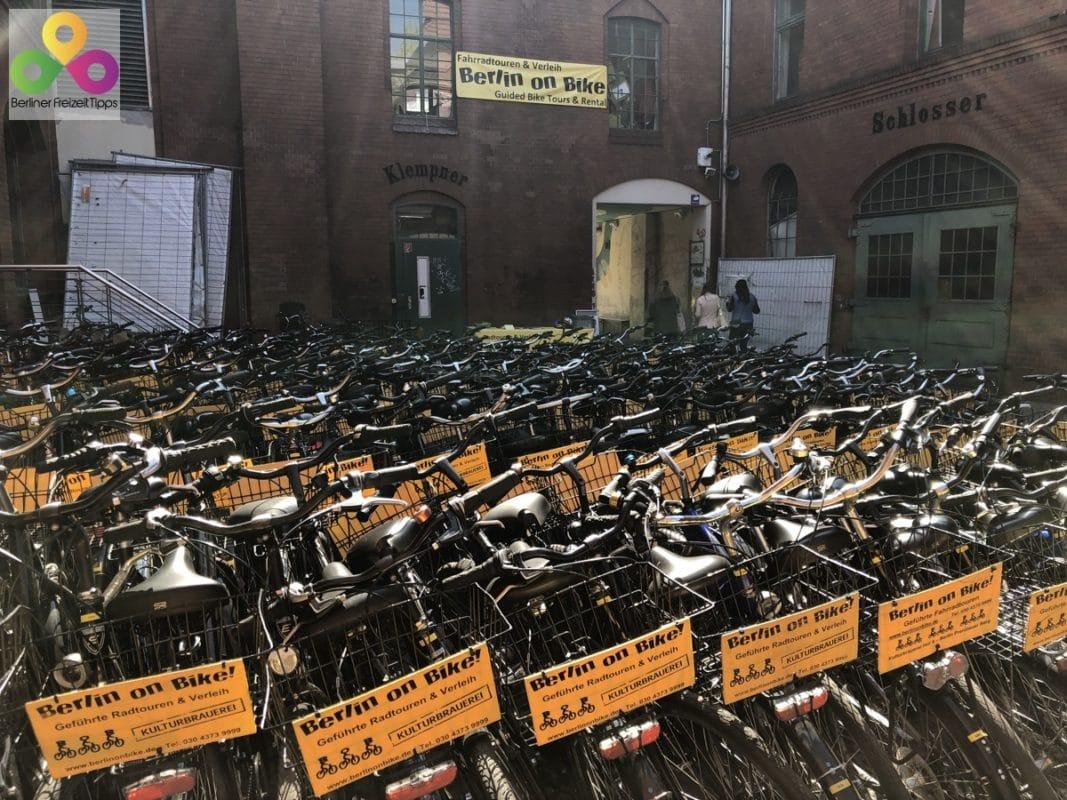 Bild Berlin on Bike Kulturbrauerei