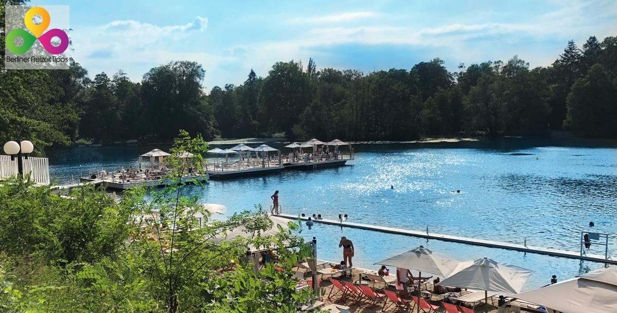 Bild Badeseen Berlin kostenlose Badestellen