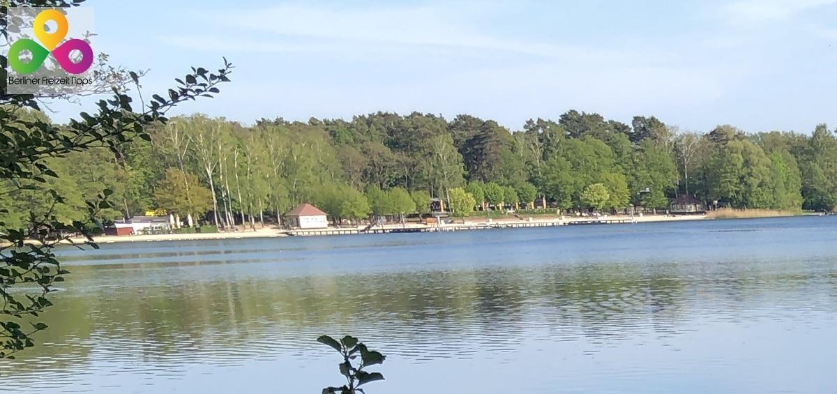 Strandbad Wukensee | kostenlose Badestelle kl. Wukensee