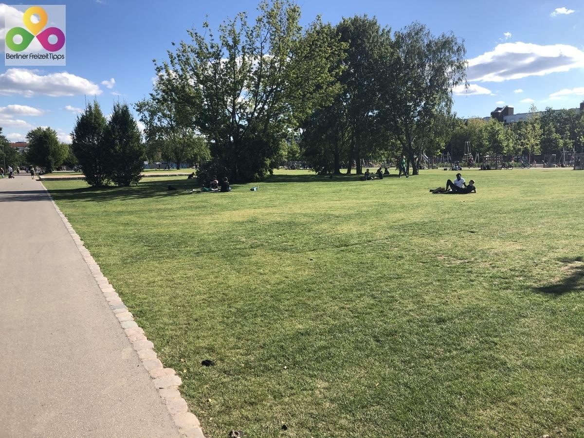 Bild Mauerpark