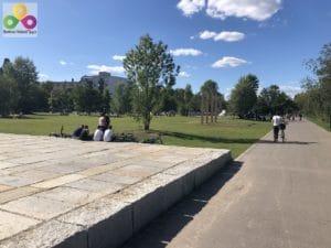 Bild Mauerpark neuer Teil