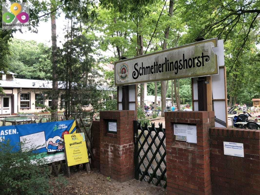 Bild Schmetterlingshorst Müggelberge