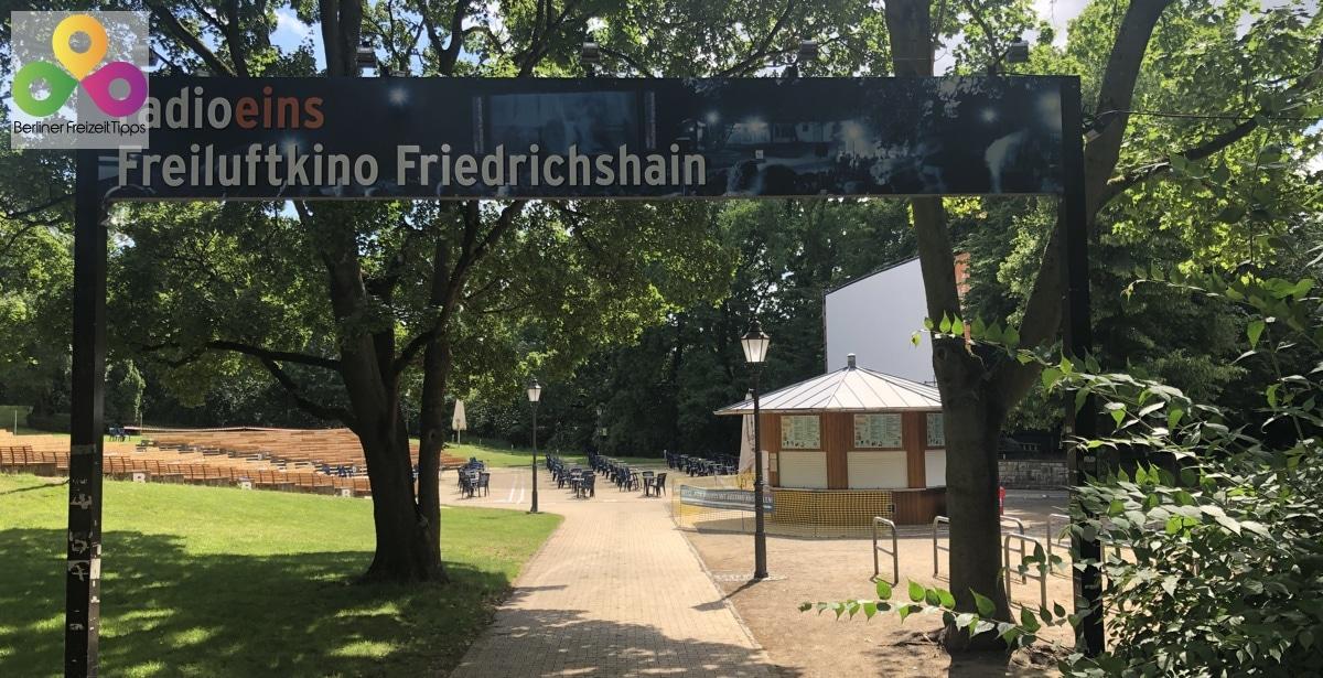 Bild Freiluftkino Berlin