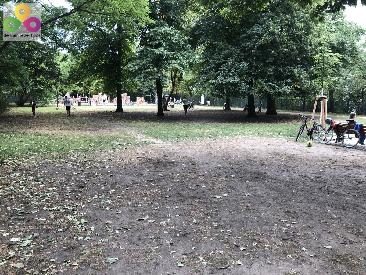 Anton Saefkow Park