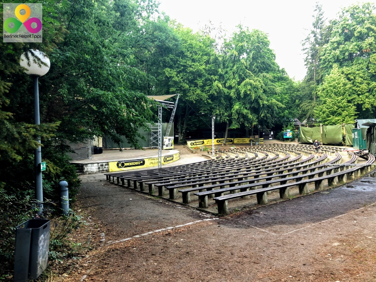 Bild Biesdorfer Parkbühne