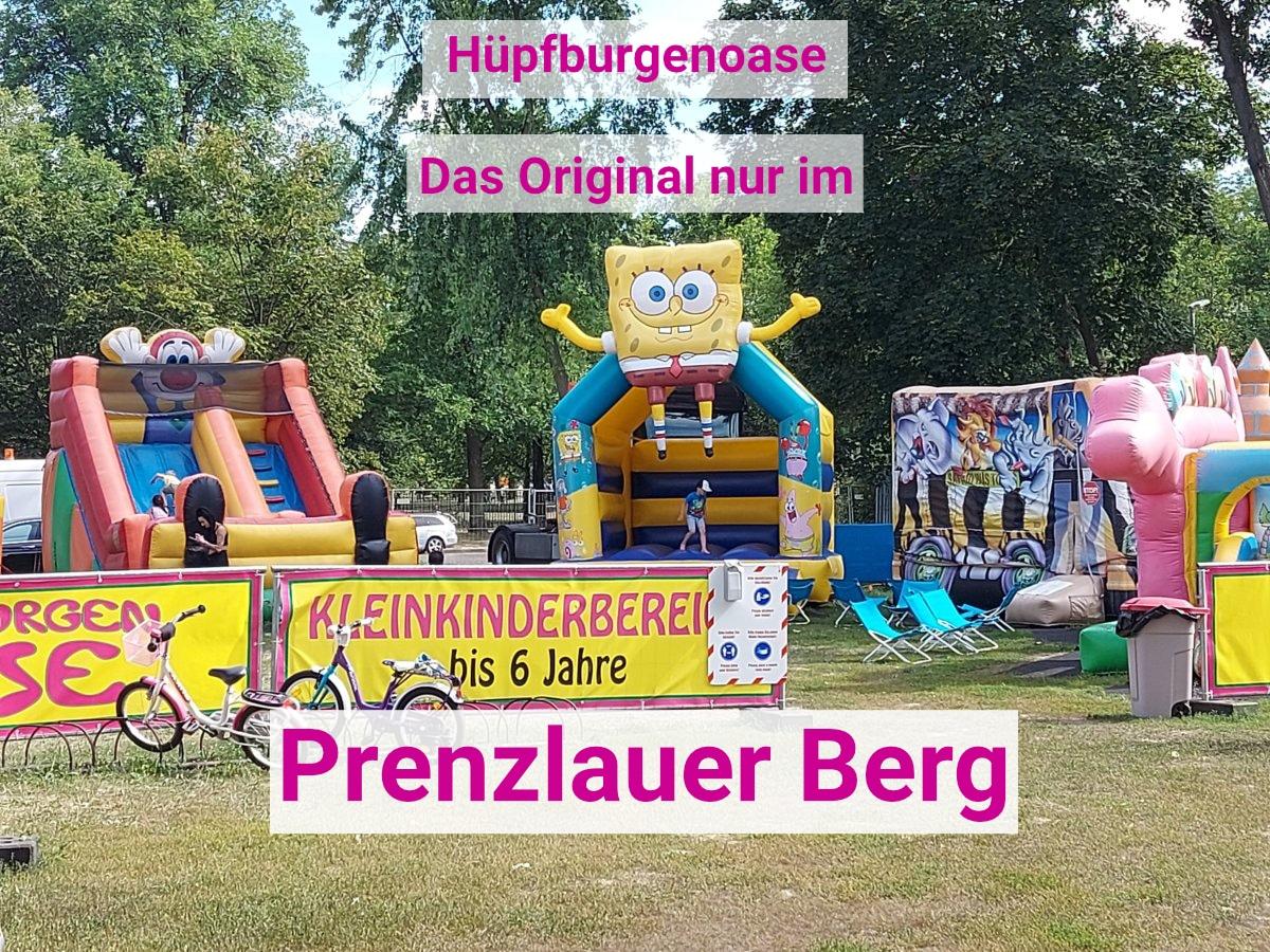 Bild Hüpfburgen Oase