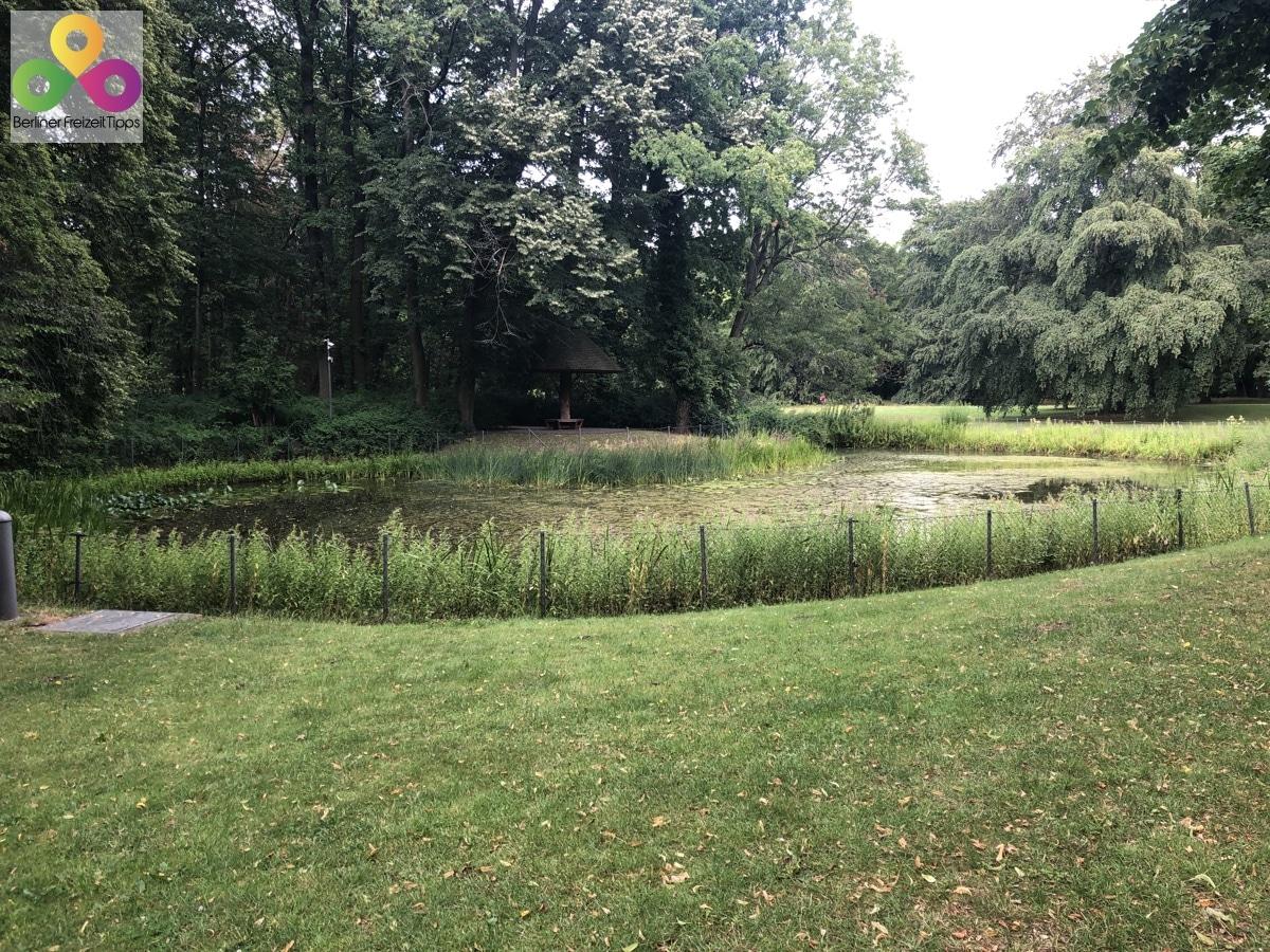Bild Park Schloss Biesdorf