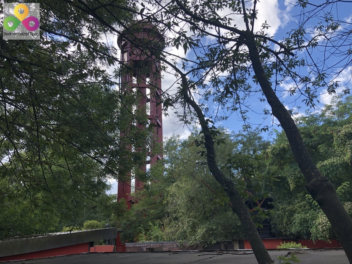 Park Schöneberger Südgelände in Schöneberg