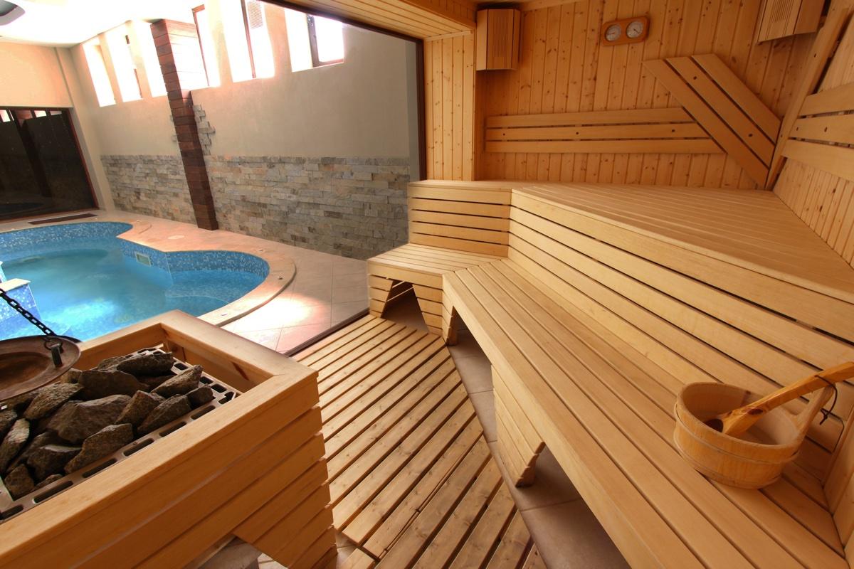 Sauna Thermalbad