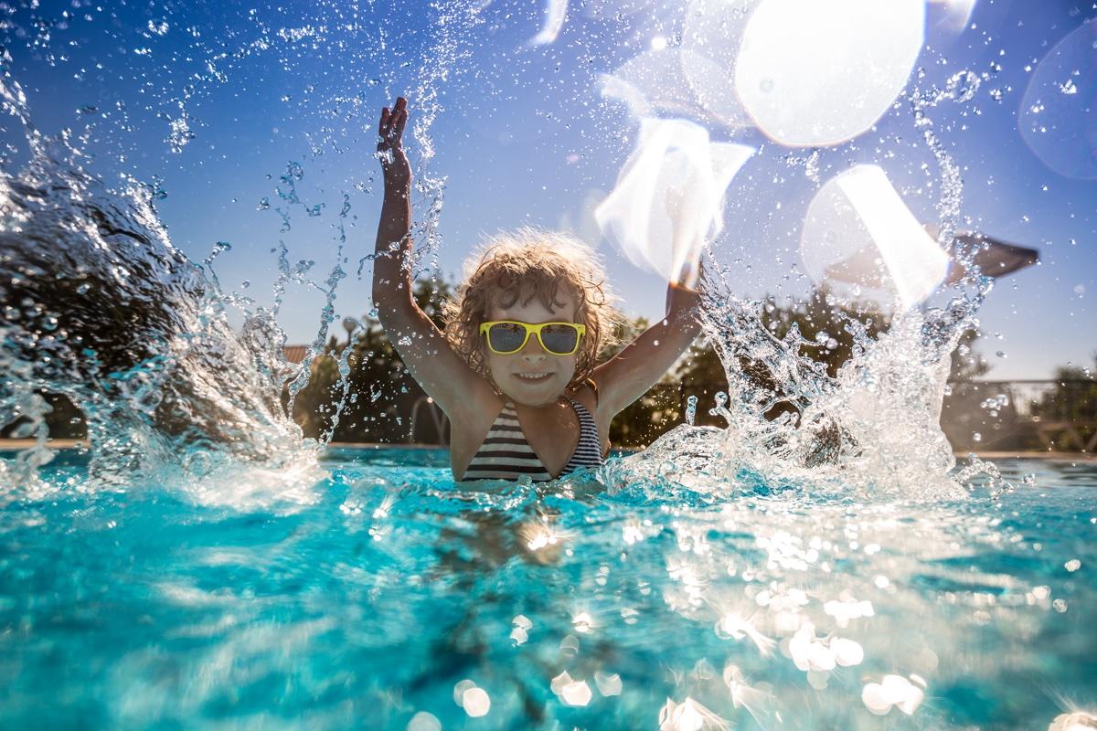 Bild Schwimmbad Erlebnisbad