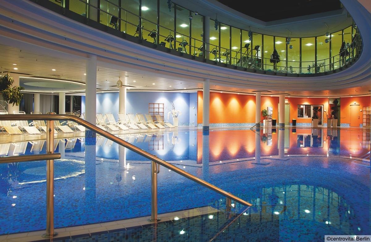 centrovital – SPA & Sportclub, Wellness, Hotel