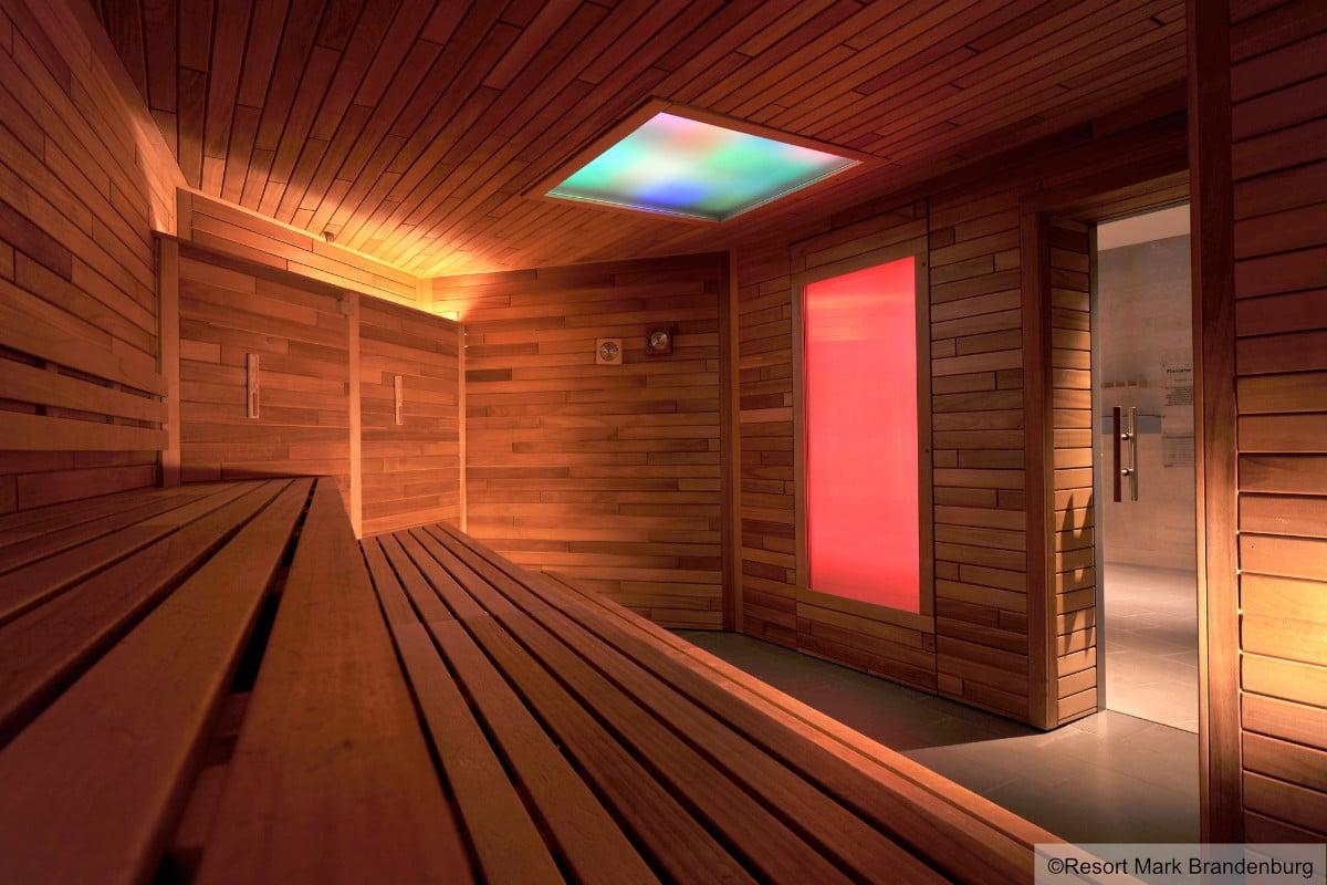 Sauna Fontane Therme