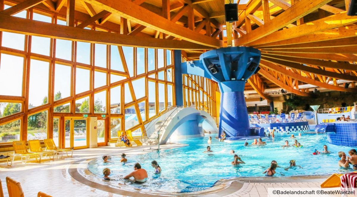 Bild Natur Therme Templin
