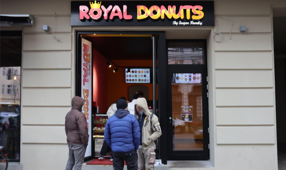 Bild Royal Donuts Berlin Charlottenburg
