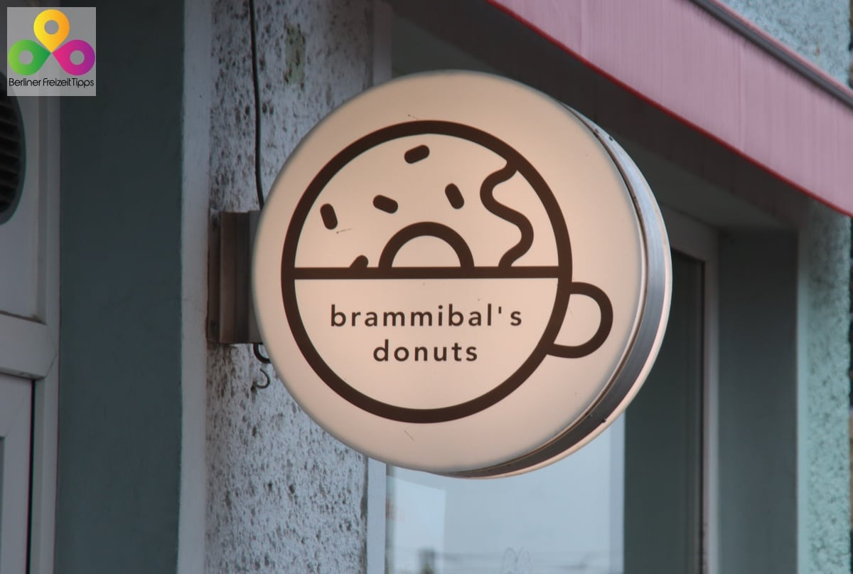 Logo brammbals donuts