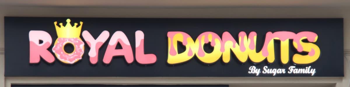 logo Royal Donuts Berlin