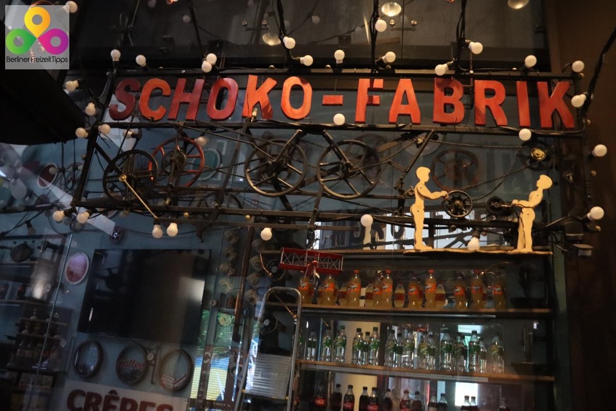 Bild Schoko Fabrik Berlin